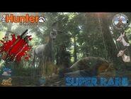 The Hunter Classic - Albino Blacktail and Piebald Elk (Super Rare)