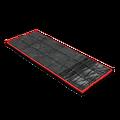 Deployable shooting mat
