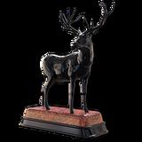 Red deer hematite