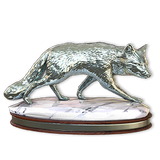 Arctic fox silver
