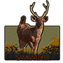 Sambar deer badge.png