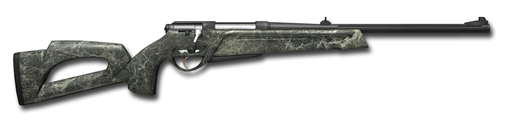 .223 Bolt Action Rifle (Marble)