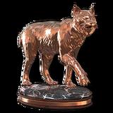 Bobcat bronze