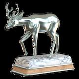 Sitka deer silver