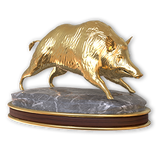 Wild boar gold