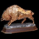 Bison bronze