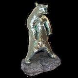 Black bear silver