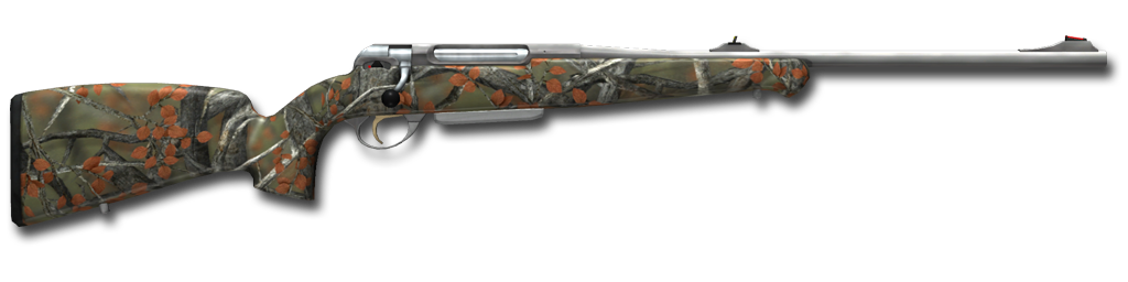 9.3x62 Anschütz 1780 D FL Bolt Action Rifle (SOFT-Grip Wood)