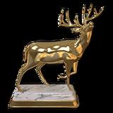 Whitetail deer gold