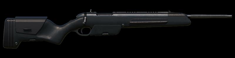 7mm-08 Scout Bolt Action Rifle Elite