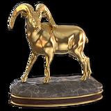 Bighorn sheep gold
