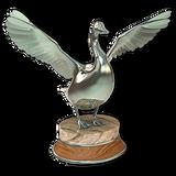 Canada goose silver