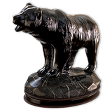 Grizzly bear hematite