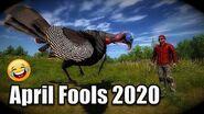 April Fools 2020 - theHunter Classic