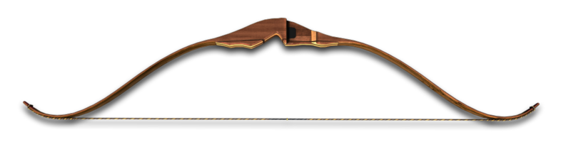 Heavy Recurve Bow