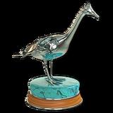 Magpie goose silver