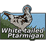 White-tailed ptarmigan badge.png