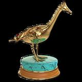 Magpie goose gold