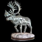 Reindeer silver