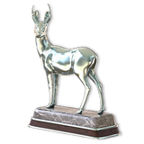 Roe deer silver