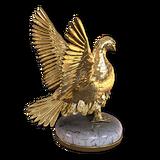 Rock ptarmigan gold