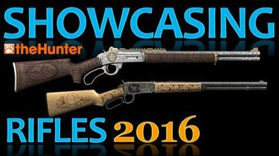 TheHunter_Showcasing_Rifles_2016_(Animations,_Sights_&_Sounds)