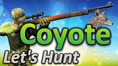 TheHunter_Let's_Hunt_COYOTE_(big_coyote_57.7_included)