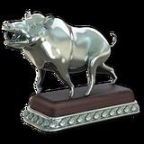 Feral hog silver