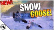 SNOW GOOSE!! theHunter Classic
