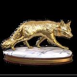 Arctic fox gold