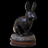 European rabbit hematite