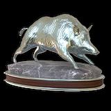 Wild boar silver