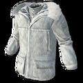 Arctic fox jacket