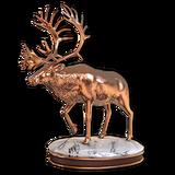 Reindeer bronze