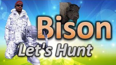 TheHunter_Let's_Hunt_BISON