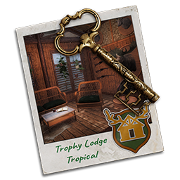 Trophy Lodge The Hunter Wikia Fandom