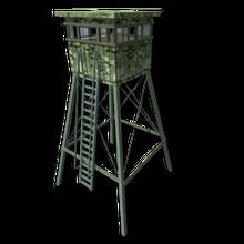 Deployable Hunting Tower The Hunter Wikia Fandom