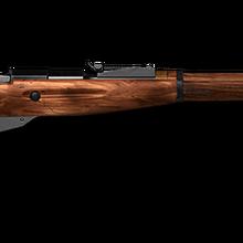 7 62x54r Bolt Action Rifle The Hunter Wikia Fandom