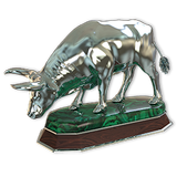 Banteng silver