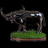 Water buffalo hematite
