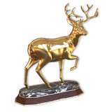 Mule deer gold