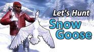 Let's Hunt SNOW GOOSE - theHunter Classic