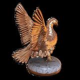 Rock ptarmigan bronze