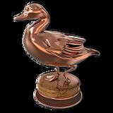 Gadwall bronze