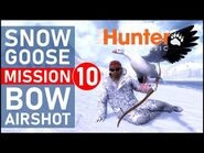 Snow Goose Mission 10 (Bow Airshot) - theHunter Classic