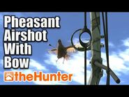 Pheasant Airshot with Bow (Mission 10) - theHunter Classic