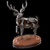 Axis deer hematite