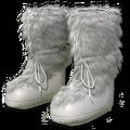 Arctic fox boots