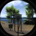 3.5x rifle scope target