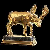 Blacktail deer gold